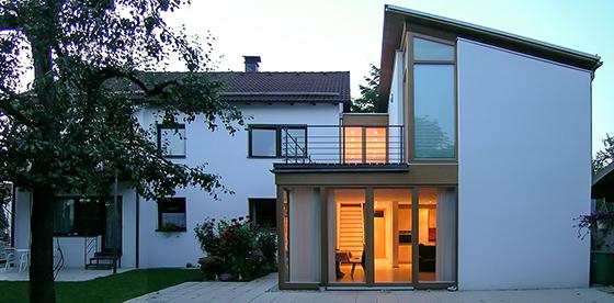 BAB-Preis 2006 - 1.Preis Wohnhaus E