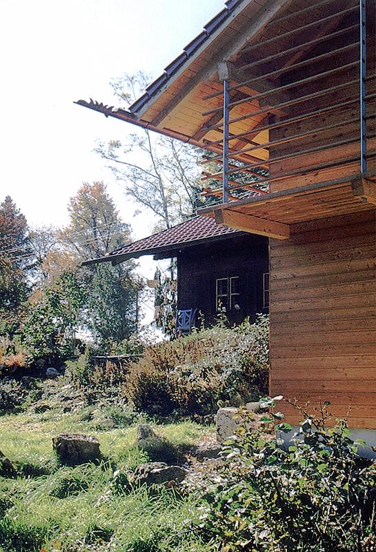 Erweiterung Landhaus A-L