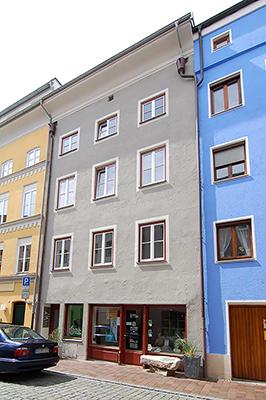 Sanierung Altstadthaus Wasserburg